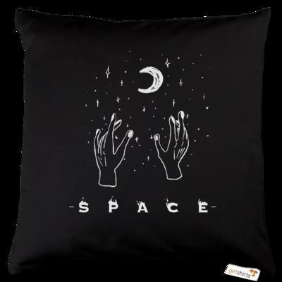 Motiv: Kissen Baumwolle - Space