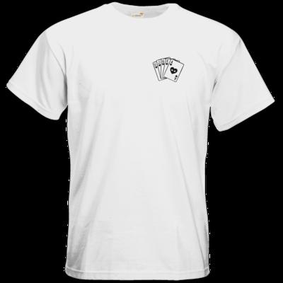 Motiv: T-Shirt Premium FAIR WEAR - All in Card