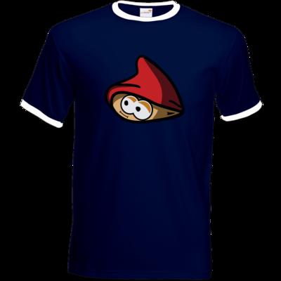 Motiv: T-Shirt Ringer - onlineZwerg