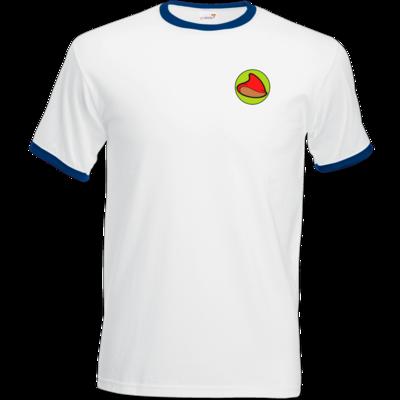 Motiv: T-Shirt Ringer - zwergenMütze