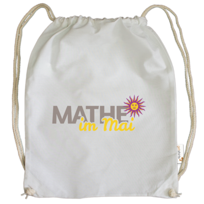 Motiv: Cotton Gymsac - Mathe im Mai 2020
