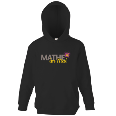 Motiv: Kids Hooded Sweat - Mathe im Mai 2020