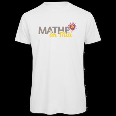 Motiv: Organic T-Shirt - Mathe im Mai 2020