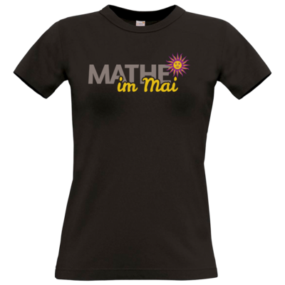 Motiv: T-Shirt Damen Premium FAIR WEAR - Mathe im Mai 2020