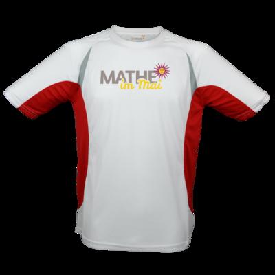 Motiv: Laufshirt Running T - Mathe im Mai 2020