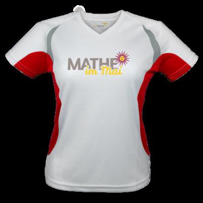 Motiv: Laufshirt Lady Running T - Mathe im Mai 2020