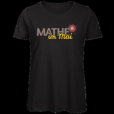 Motiv: Organic Lady T-Shirt - Mathe im Mai 2020