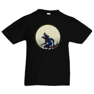 Motiv: Kids T-Shirt Premium FAIR WEAR - Welf - Vollmond