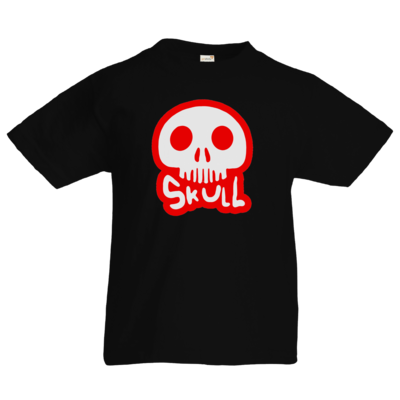 Motiv: Kids T-Shirt Premium FAIR WEAR - Toms Shirt - Skull