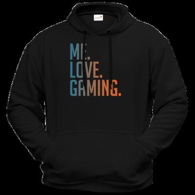 Motiv: Hoodie Premium FAIR WEAR - Me.Love.Gaming.
