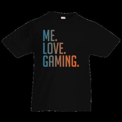 Motiv: Kids T-Shirt Premium FAIR WEAR - Me.Love.Gaming.
