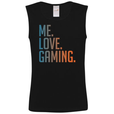Motiv: Athletic Vest FAIR WEAR - Me.Love.Gaming.