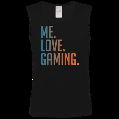 Motiv: Athletic Vest FAIR WEAR - Me.Love.Gaming.