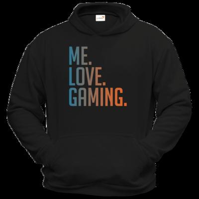 Motiv: Hoodie Classic - Me.Love.Gaming.