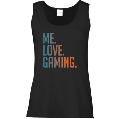 Motiv: Tank Top Damen Classic - Me.Love.Gaming.