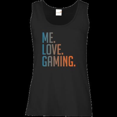 Motiv: Tank Top Damen Classic - Me.Love.Gaming.