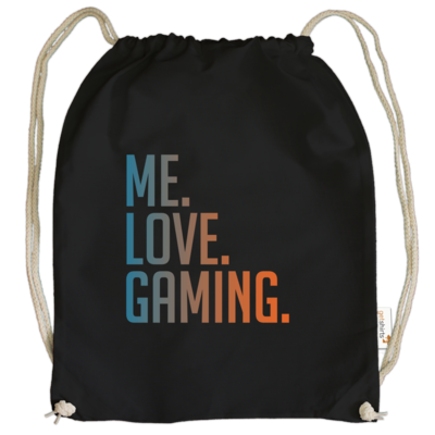 Motiv: Cotton Gymsac - Me.Love.Gaming.