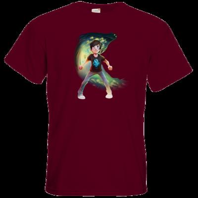 Motiv: T-Shirt Premium FAIR WEAR - Tom - Poltergeist