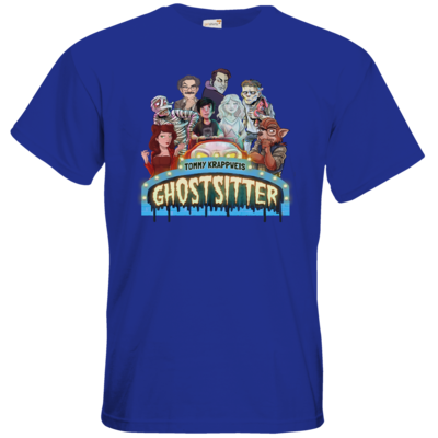 Motiv: T-Shirt Premium FAIR WEAR - Ghostsitter
