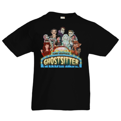 Motiv: Kids T-Shirt Premium FAIR WEAR - Ghostsitter