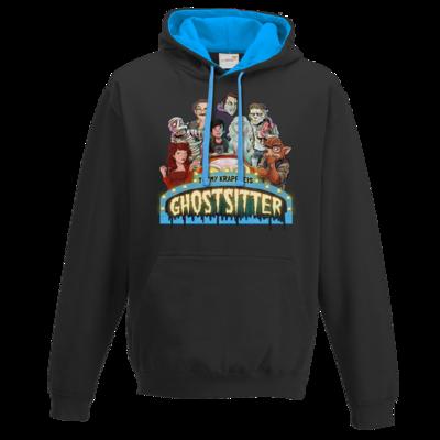 Motiv: Two-Tone Hoodie - Ghostsitter