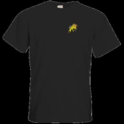 Motiv: T-Shirt Premium FAIR WEAR - pizzalove by Dr_KAIS3R