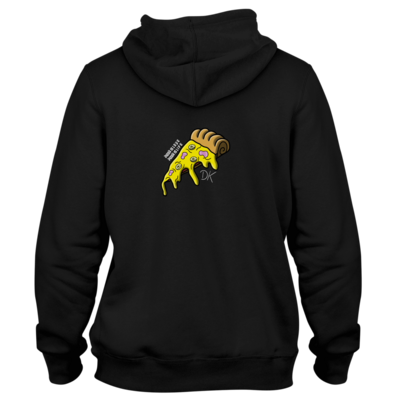 Motiv: Hoodie Classic - pizzalove by Dr_KAIS3R