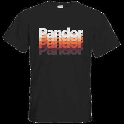 Motiv: T-Shirt Premium FAIR WEAR - Pandor Schriftzug20