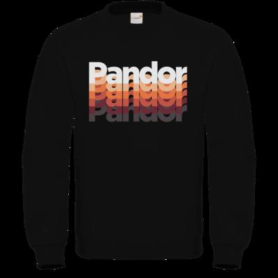 Motiv: Sweatshirt FAIR WEAR - Pandor Schriftzug20