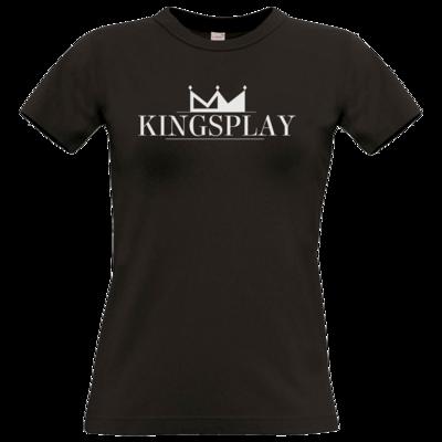 Motiv: T-Shirt Damen Premium FAIR WEAR - Kingsplay