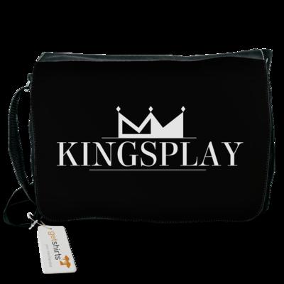 Motiv: Schultertasche - Kingsplay