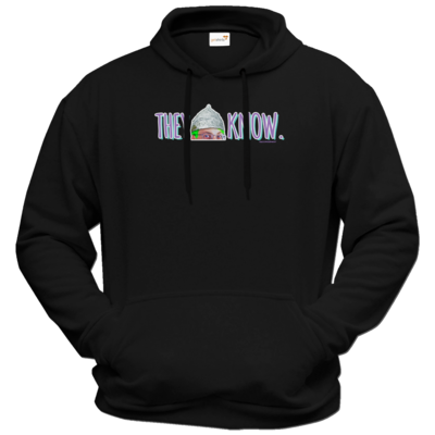 Motiv: Hoodie Premium FAIR WEAR - They Know...