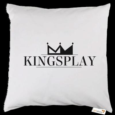 Motiv: Kissen - Kingsplay