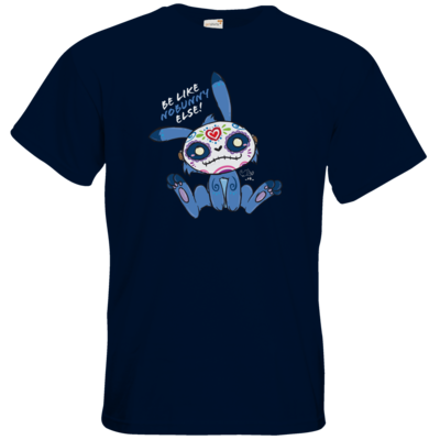 Motiv: T-Shirt Premium FAIR WEAR - Conjo (Friends) - Nobunny else