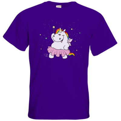 Motiv: T-Shirt Premium FAIR WEAR - Pummelfee (Friends)