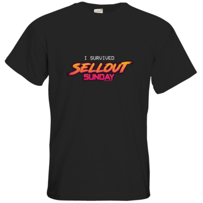 Motiv: T-Shirt Premium FAIR WEAR - SOS
