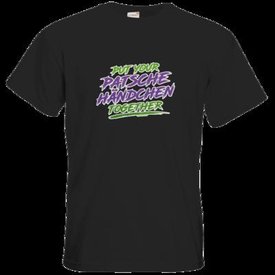 Motiv: T-Shirt Premium FAIR WEAR - Patschehändchen