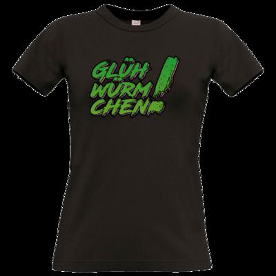 Motiv: T-Shirt Damen Premium FAIR WEAR - Glühwürmchen
