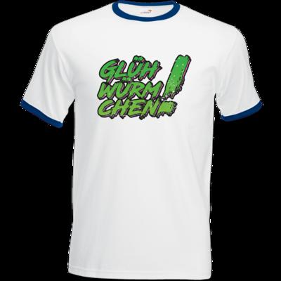 Motiv: T-Shirt Ringer - Glühwürmchen