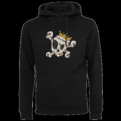 Motiv: Heavy Hoodie - King Skull