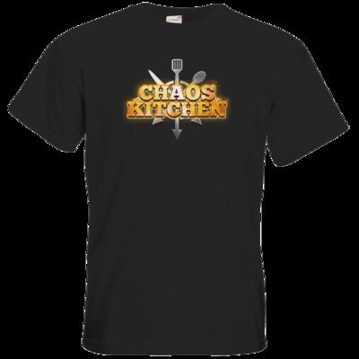 Motiv: T-Shirt Premium FAIR WEAR - Chaos Kitchen Metal