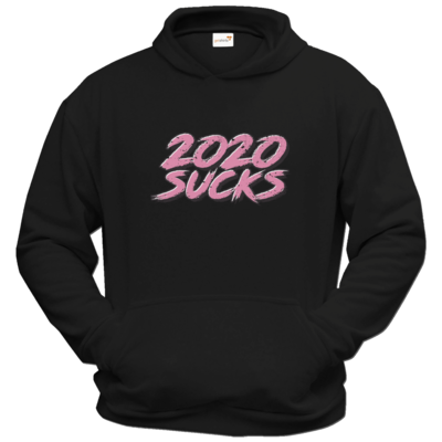 Motiv: Hoodie Classic - 2020 sucks