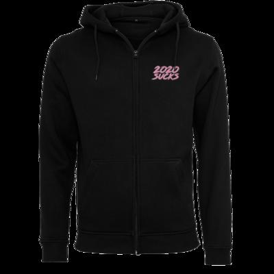Motiv: Heavy Zip-Hoodie - 2020 sucks