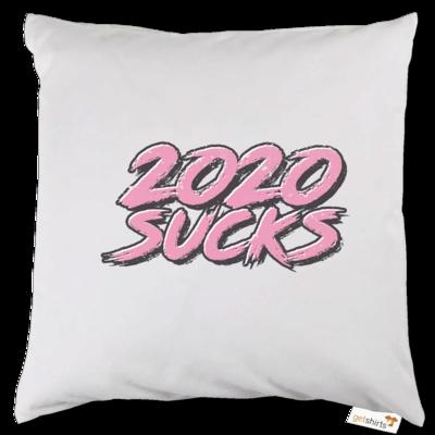 Motiv: Kissen - 2020 sucks