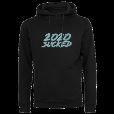 Motiv: Heavy Hoodie - 2020 sucked