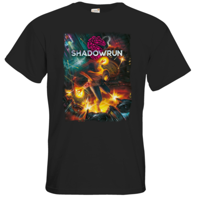 Motiv: T-Shirt Premium FAIR WEAR - Shadowrun (r)  Cover