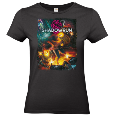 Motiv: T-Shirt Damen Premium FAIR WEAR - Shadowrun (r)  Cover