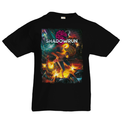 Motiv: Kids T-Shirt Premium FAIR WEAR - Shadowrun (r)  Cover