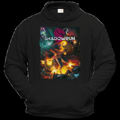 Motiv: Hoodie Classic - Shadowrun Cover