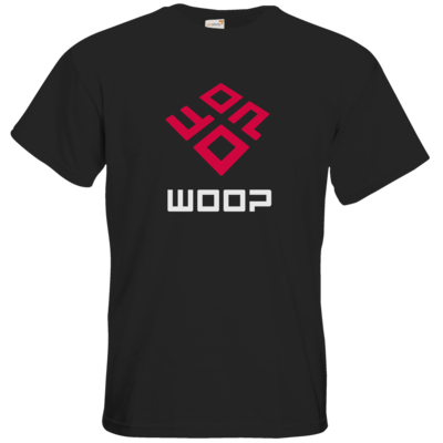 Motiv: T-Shirt Premium FAIR WEAR - Woop Logo